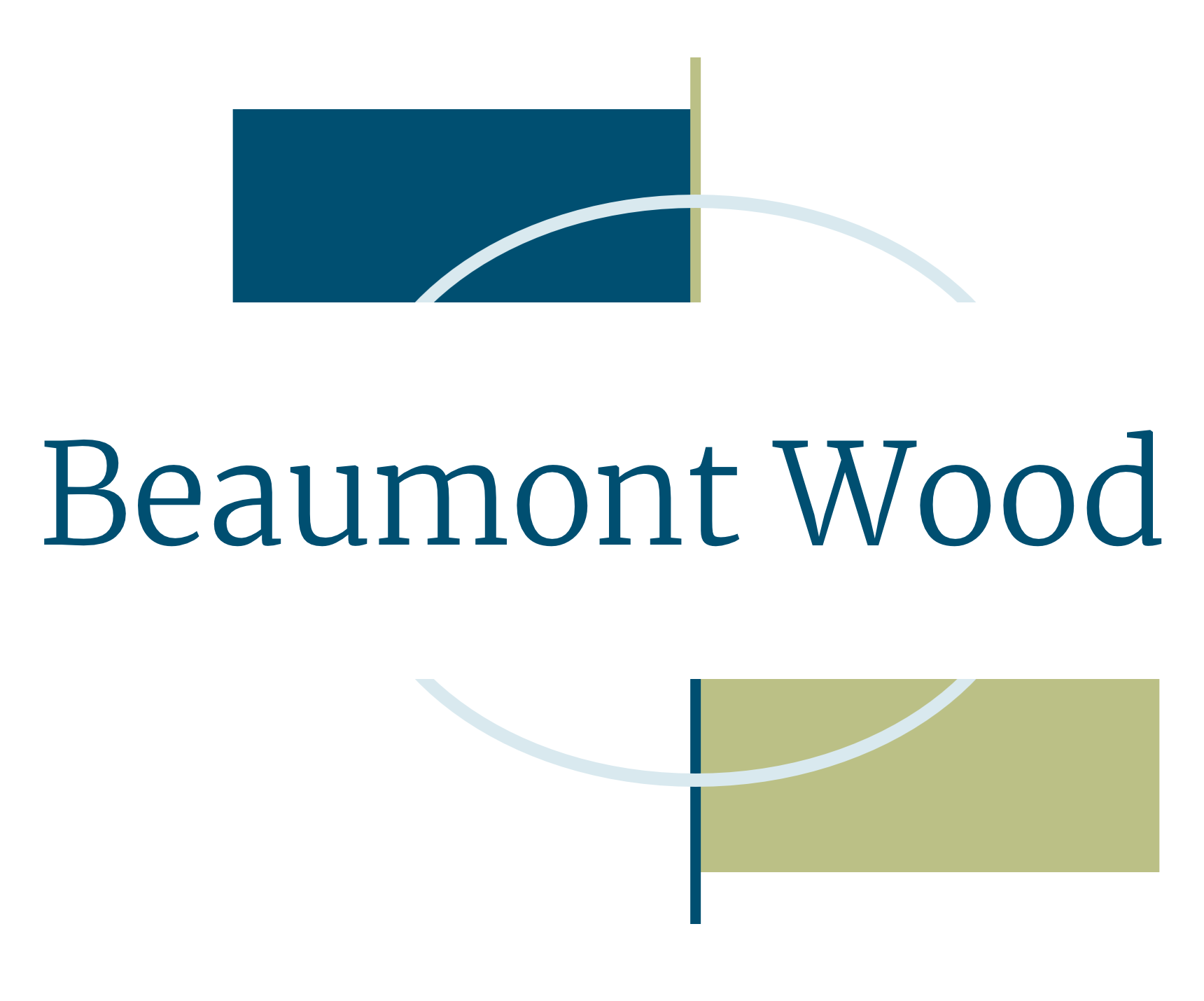 Beaumont Wood Logo